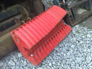 Selection Of Used Tractor Weights & Carriers