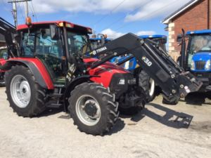 Case JXU105 With Trima +3.0 Loader