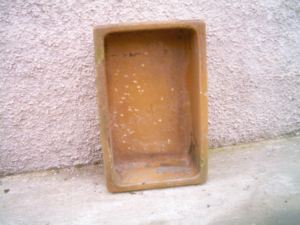 Used Ceramic Troughs