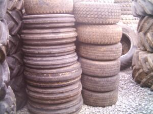 Sets Of Tractor Front Wheels